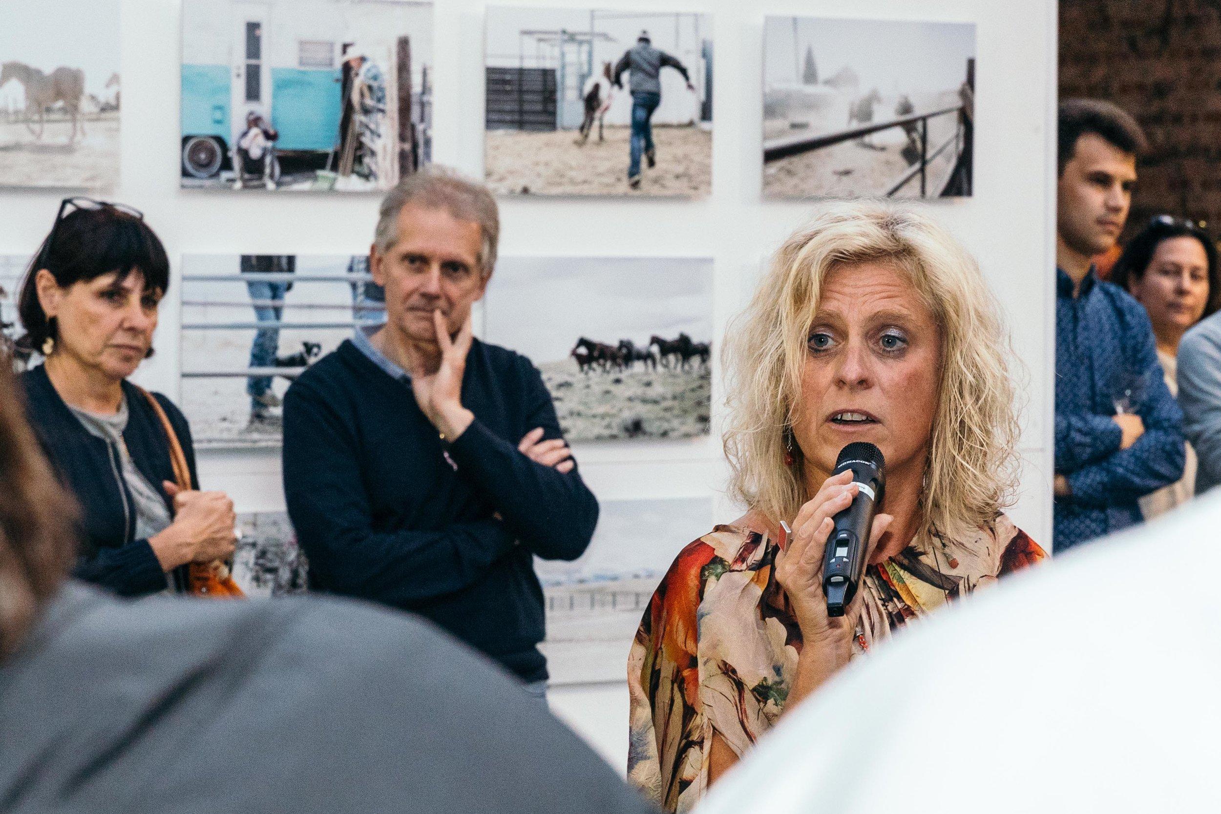 Vernissage Final Projects '18Photo © Alexis Breugemans