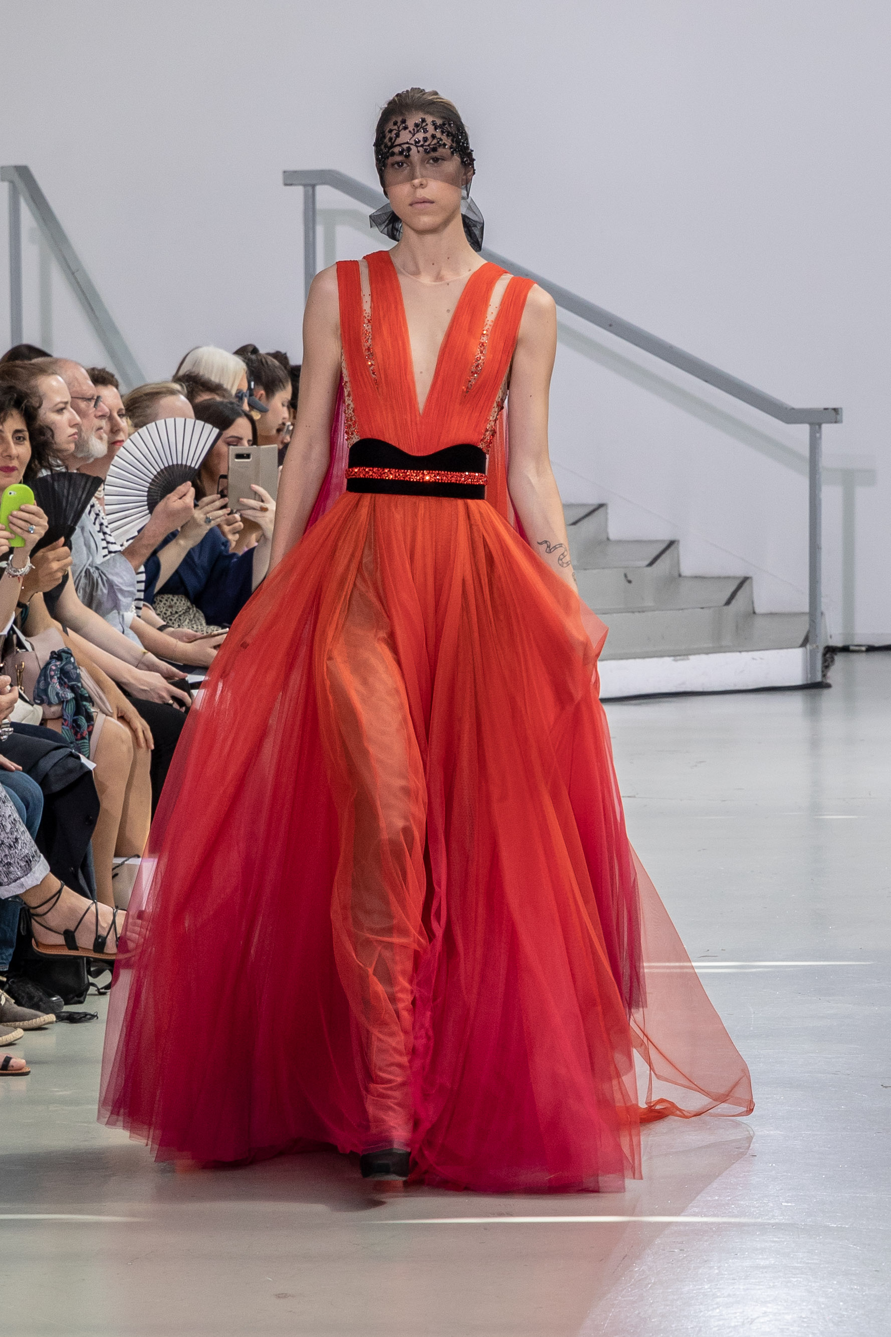 Georges Chakra Runway show - Paris Fashion Week - Haute Couture