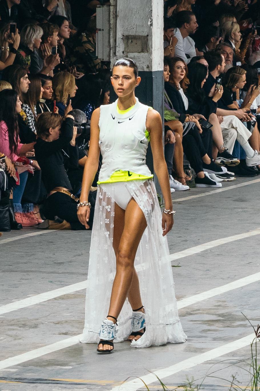 Off-WhiteParis Fashion Week ss19