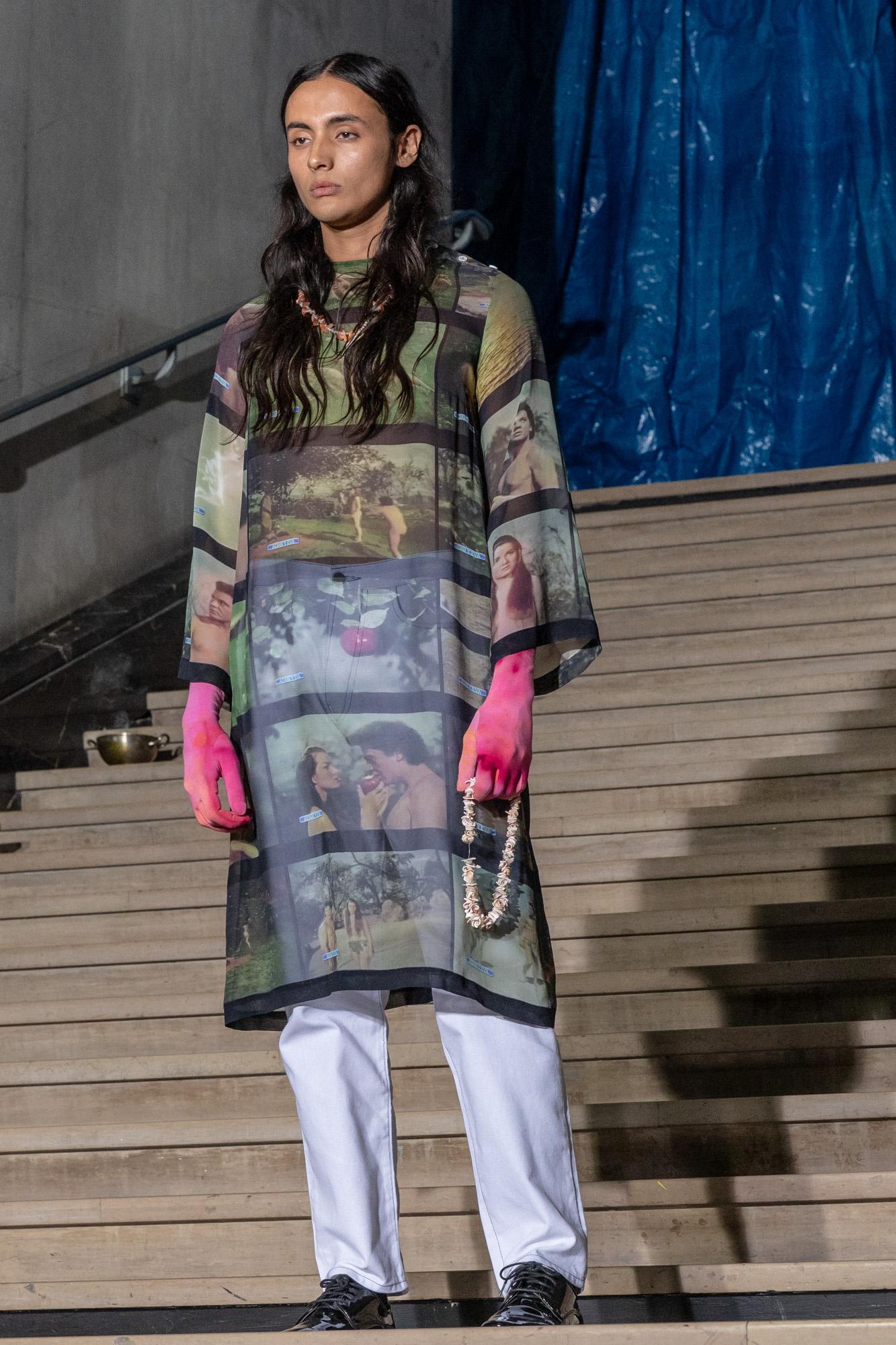 Anton BelinskiyParis Fashion Week ss19
