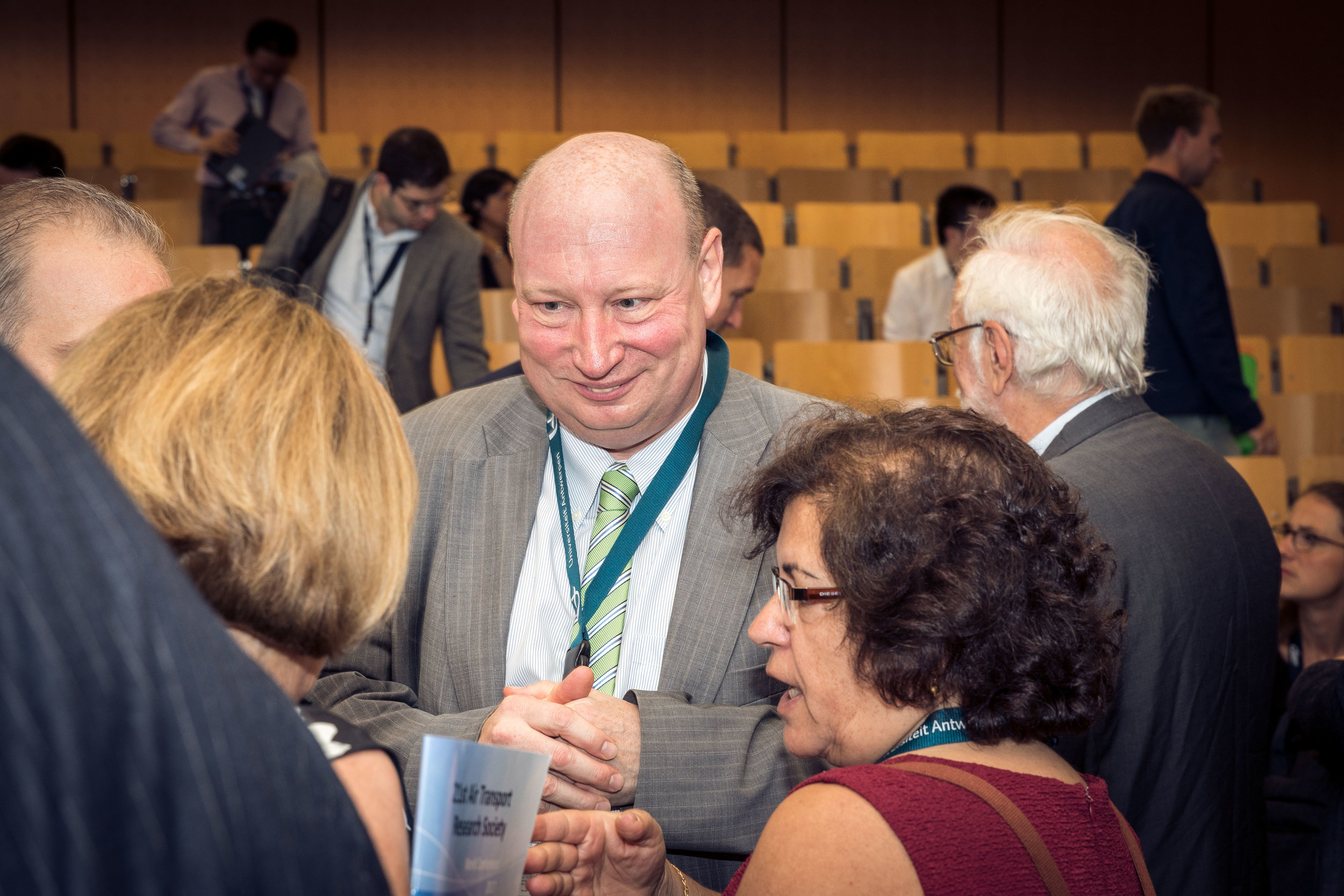 Photo © Alexis Breugelmans, All Rights Reserved.www.alexisbreugelmans.comPlenary Sessions ATRS 2017 Antwerp