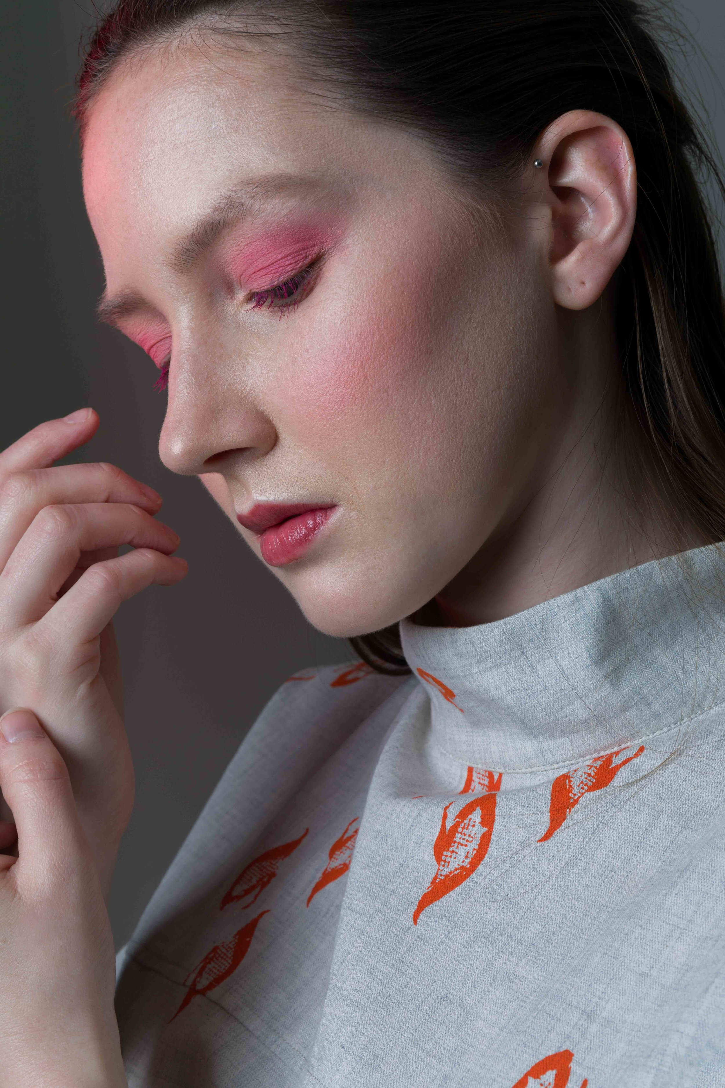 Fashion Editorial by Alexis Breugelmans