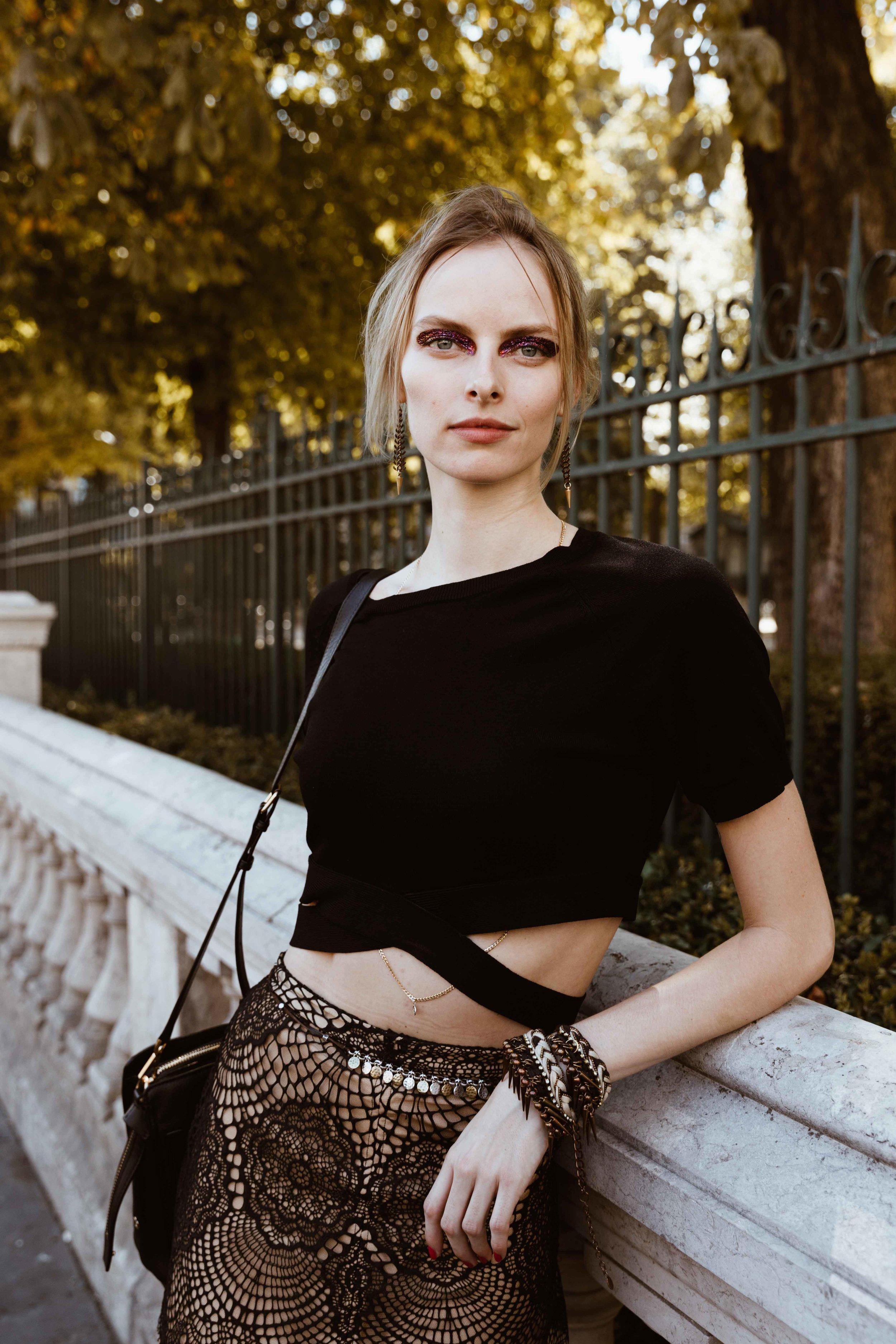 Elza Matiz from Marilyn Agency Paris