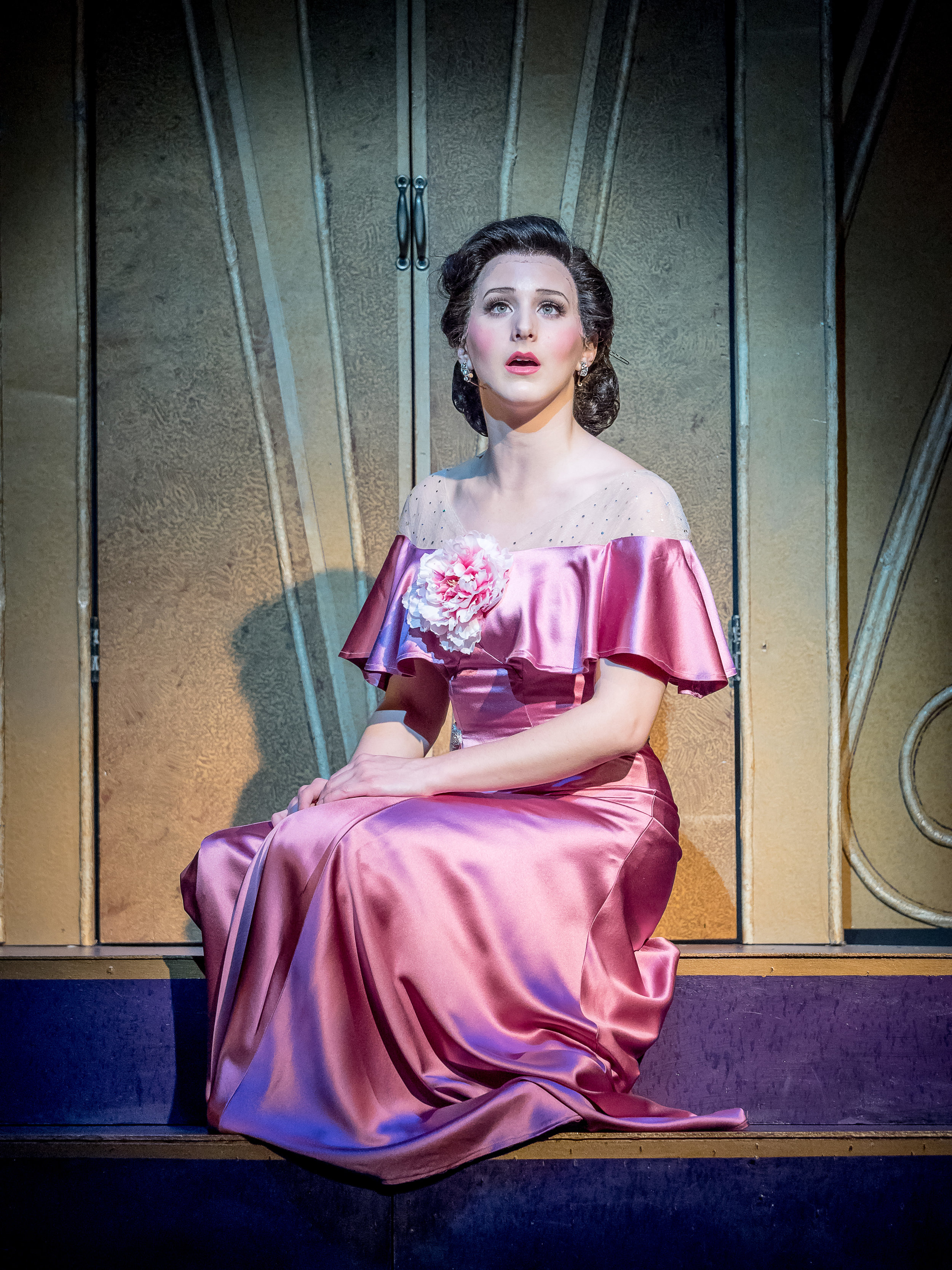 ANYTHING GOES at Alexander Kasser Theatre