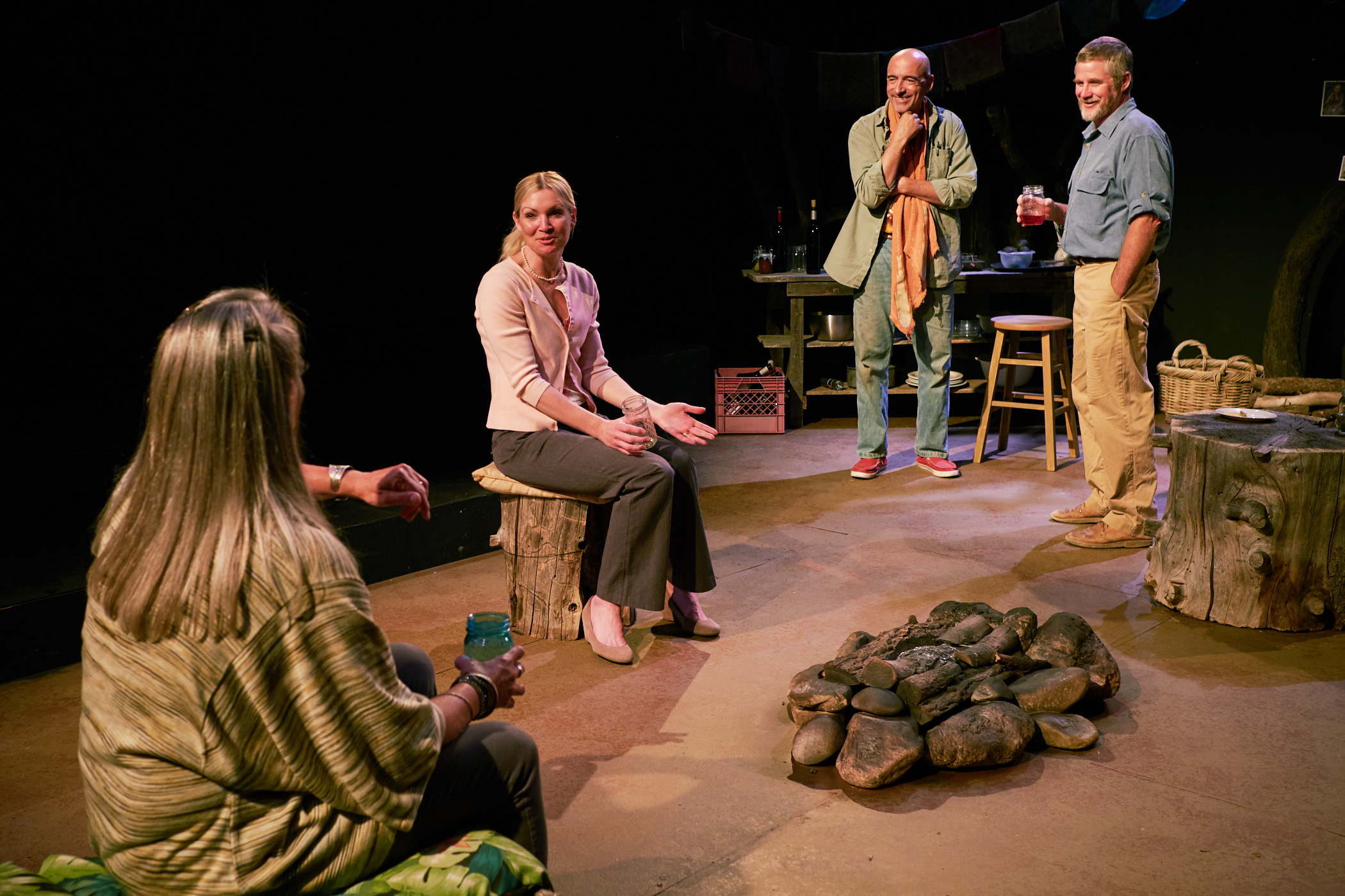 THE QUALITY OF LIFE by Jane Anderson, with Barbara Hatch, Jody Durham, Nicholas Ballas, and Patrick Briggs, 2017.