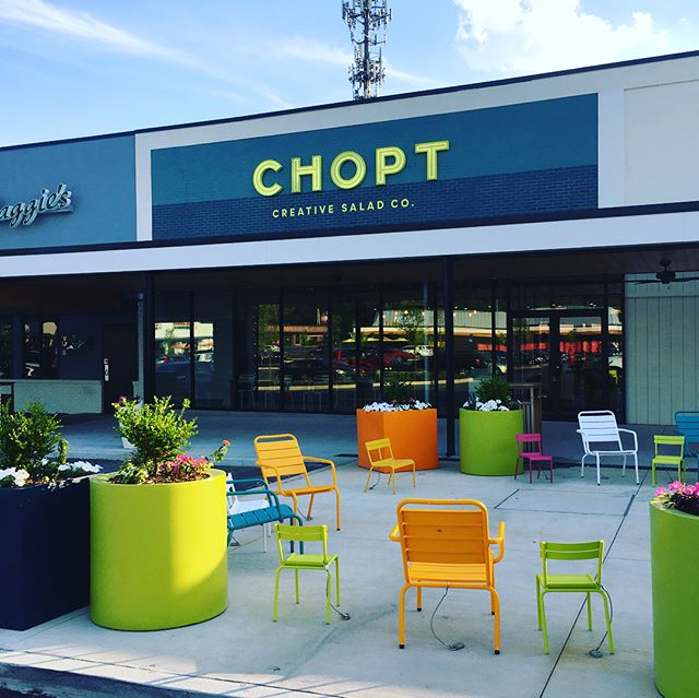 Another contract completed by Brite Atlanta! Our team is continuing to grow everyday! Making sure these clients get their restaurant cleaned before opening and health inspections! @choptsalad