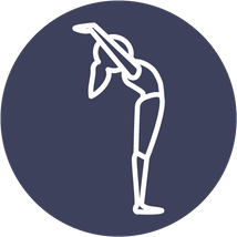 Increase Flexibility   The movements used in this exercise program allow for greater flexibility for those living with Parkinson's.