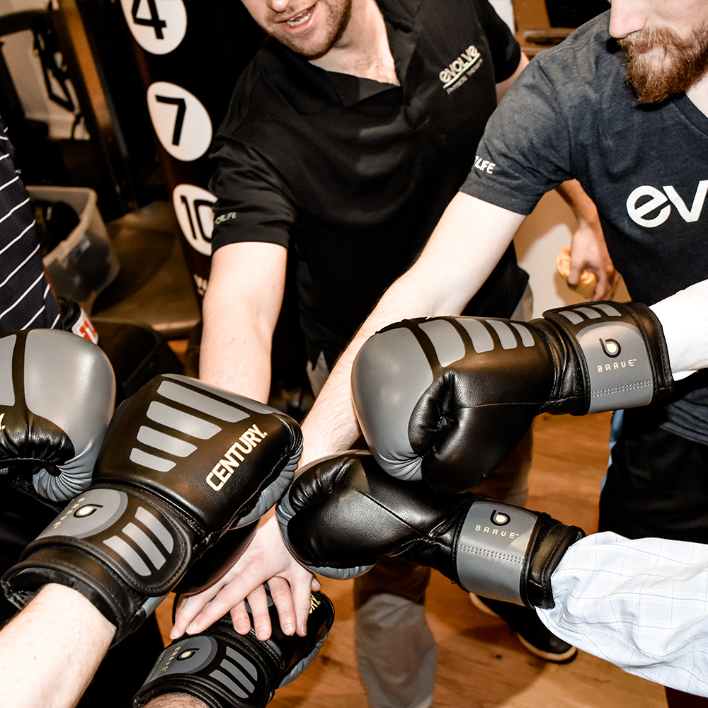 Parkinsons Boxing classes in brooklyn