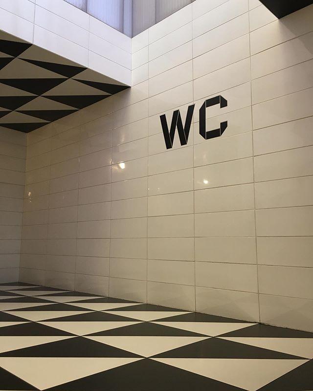 Graphic WCs by @rem.koolhaas @fondazioneprada