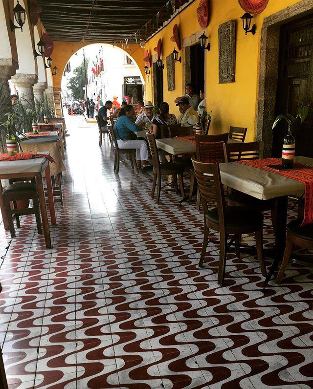 The Tiles of the Yucatán #tiles #ceramics #Mérida #Valladolid #Yucatan #Mexico #formerglory