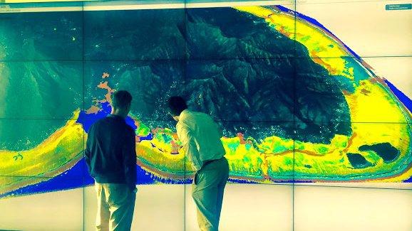 Moorea IDEA - Island Digital Ecosystem Avatars -