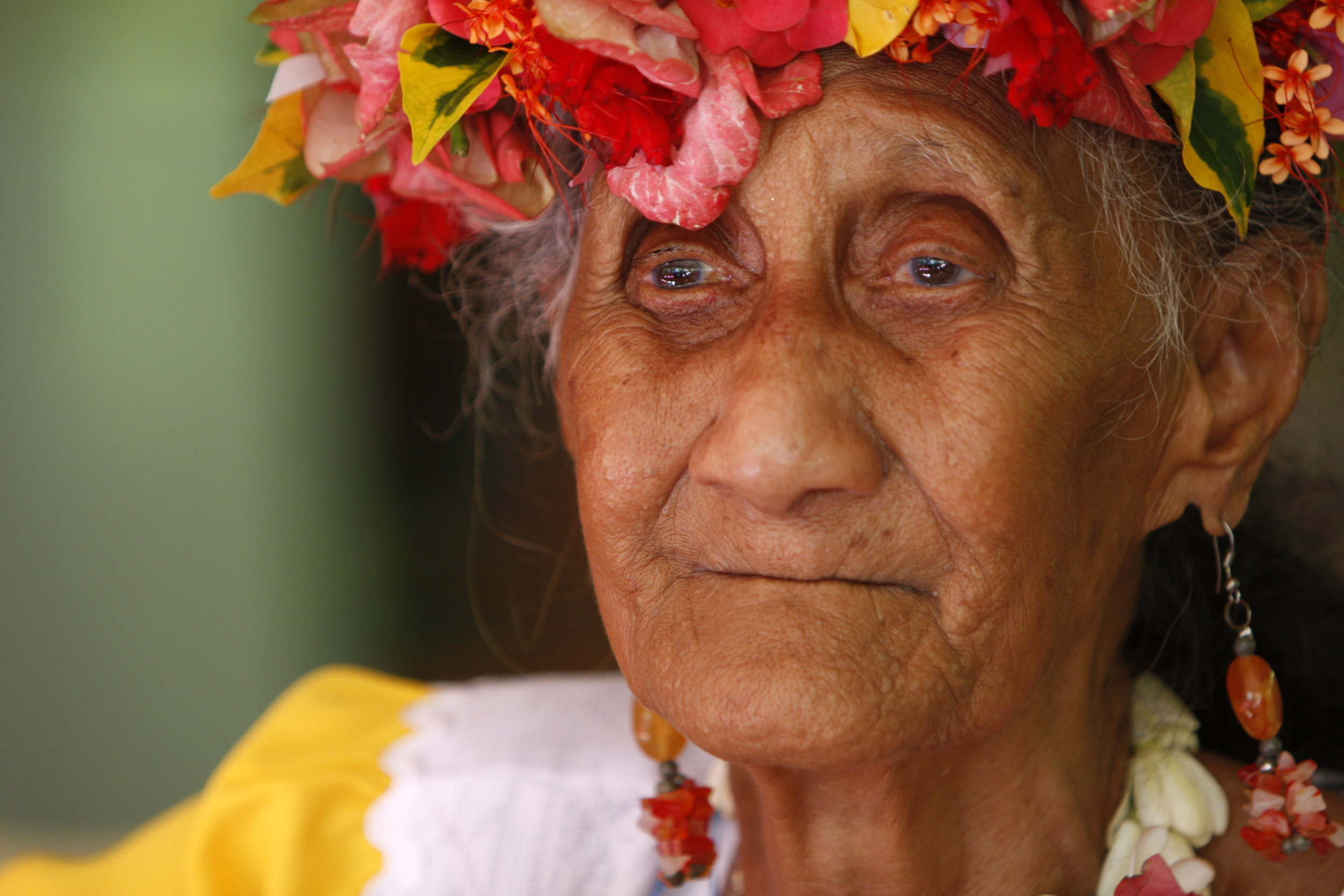 One of the Te Pu Atitia's elder and holder of traditional ecological knowledge.
