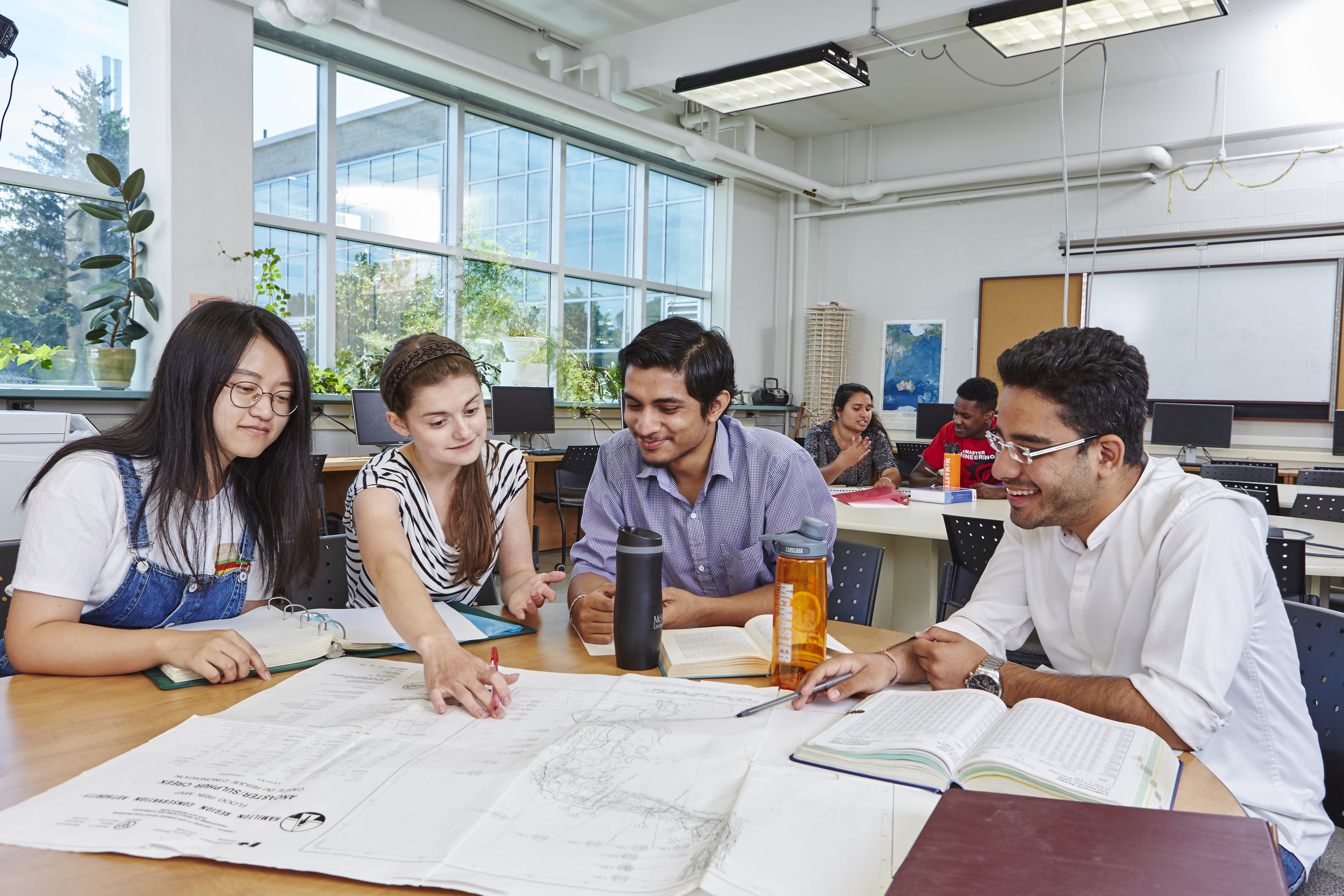 Photo c/o McMaster University Faculty of Engineering