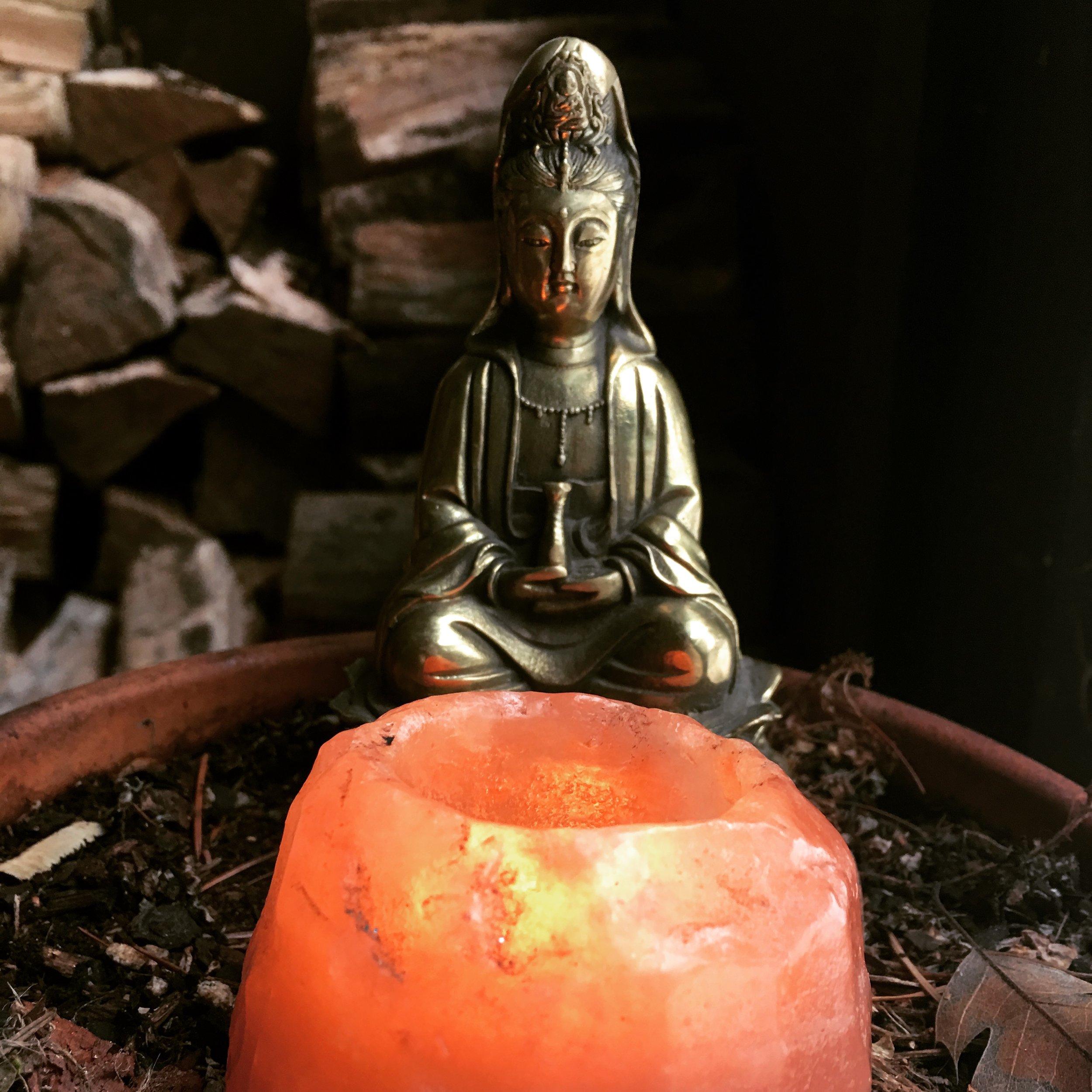 Heart of Compassion - Namo Kuan Shi Yin Pusa