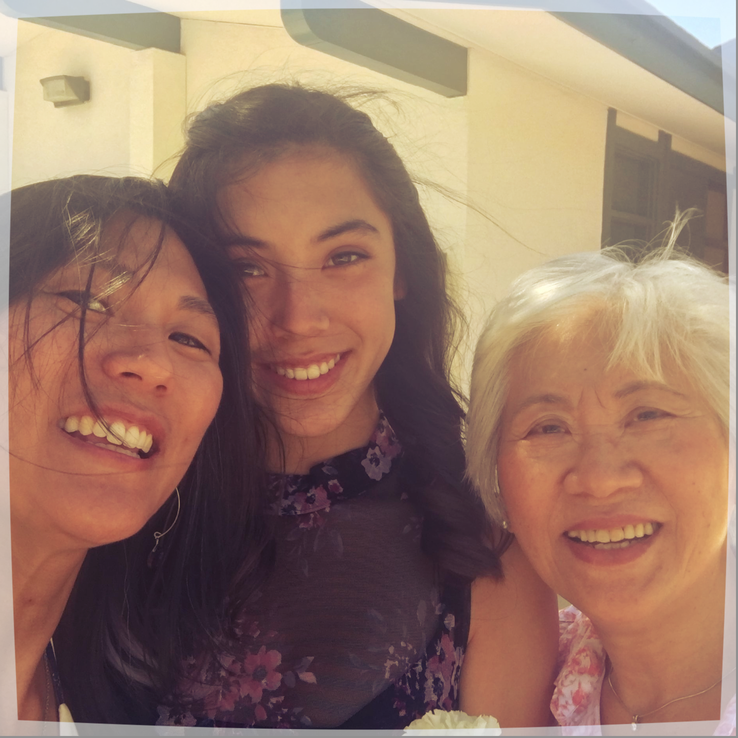 Three Generations of Kim