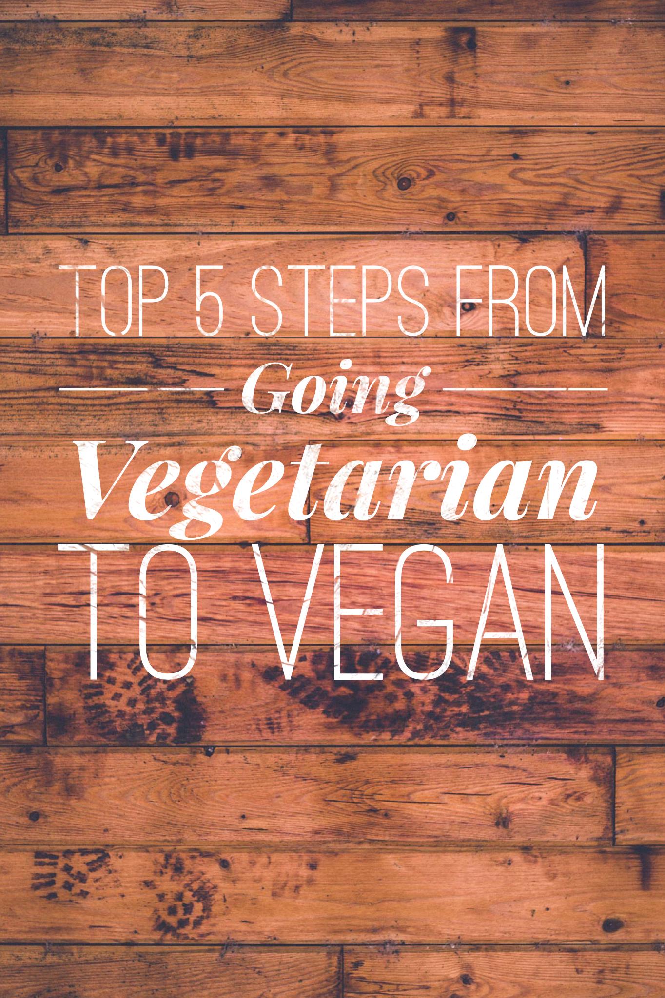 top 5 for vegetarians