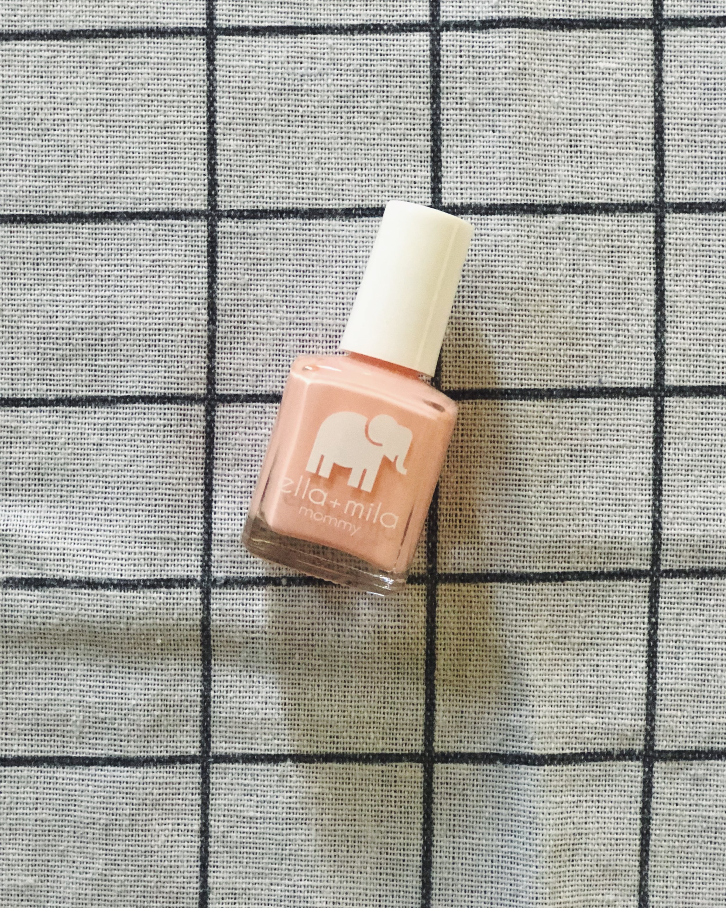 ella & mila tea rose nail polish