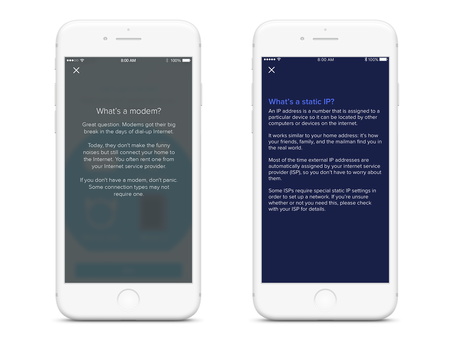 Introduced bolder colors from the new palette and clean up of frequently used screens  -