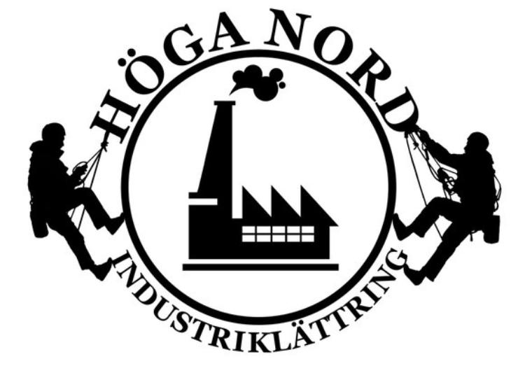 John Bister - Stötte ihop med denna trevliga man som driver Höga Nord Industriklättring. Likvärdiga grundvärderingar gör honom till en självklar samarbetspartner.