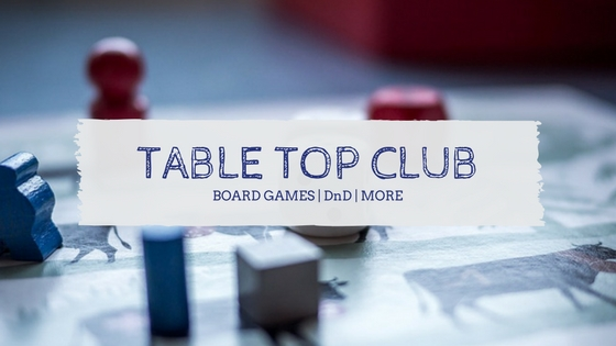 Table Top Club - Board games, DnD & more