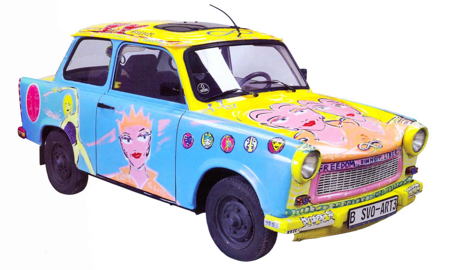 Trabant, 2014, collection sVo Art France