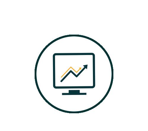 Prestasjonsanalyse - Forenklet totaloversikt over salgs- og kundedataVerktøy for å måle salgs- og markedsaktiviteter