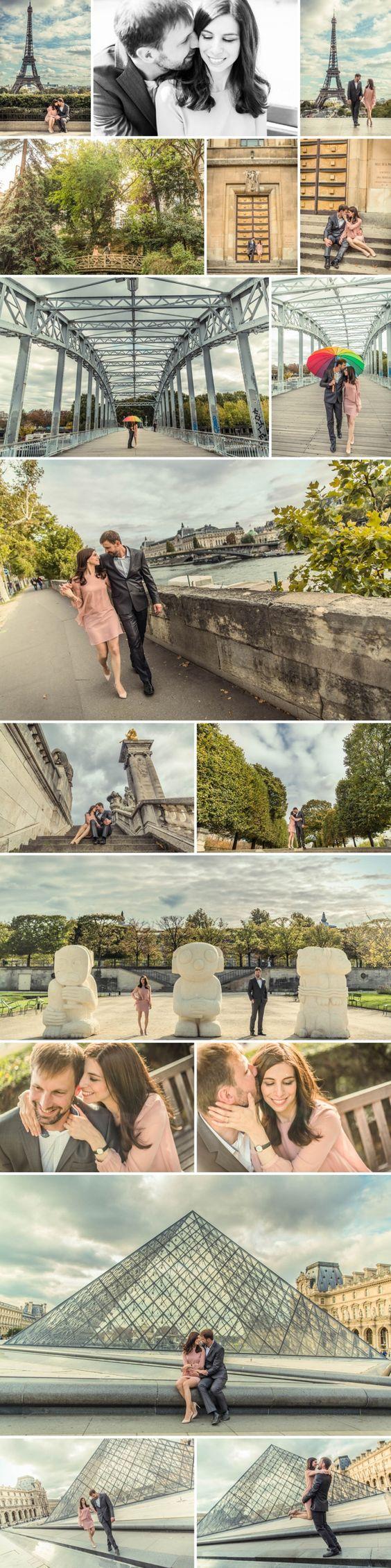 engagement session wedding paris photographer