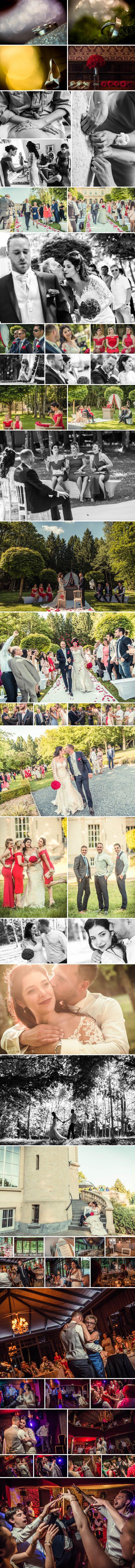 mariage chateau arlon