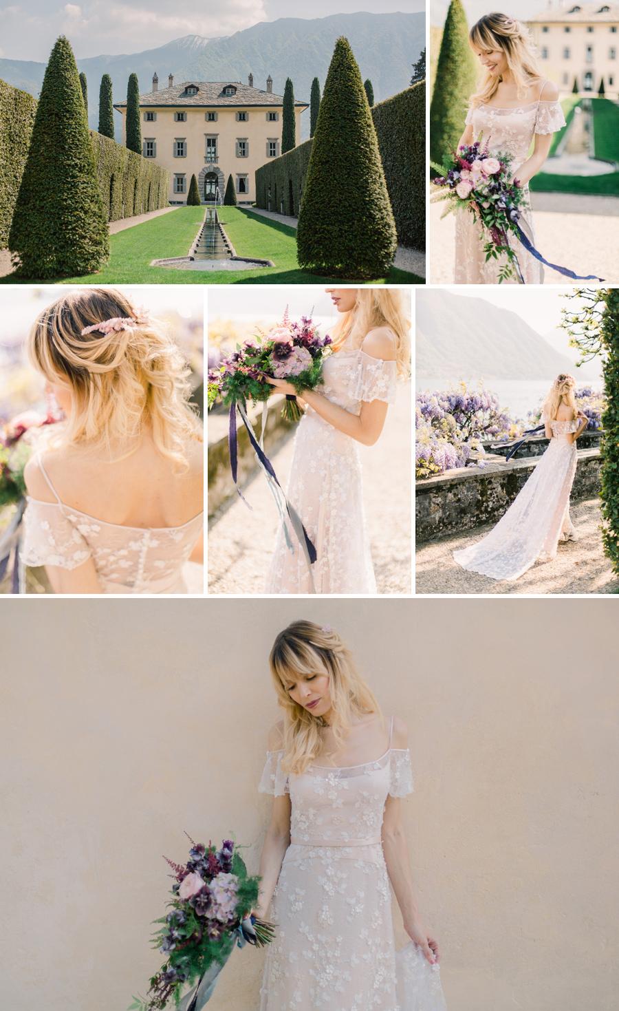 wedding villa balbiano lake como italy