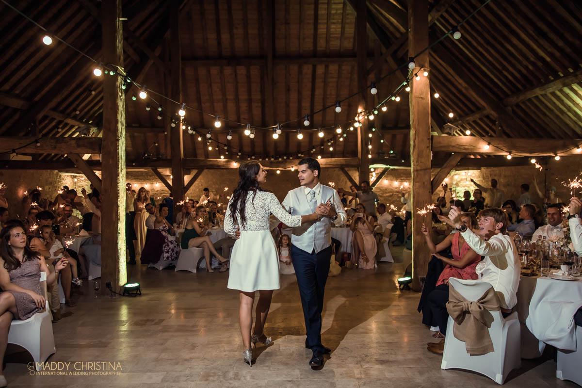 wedding cons la grandville