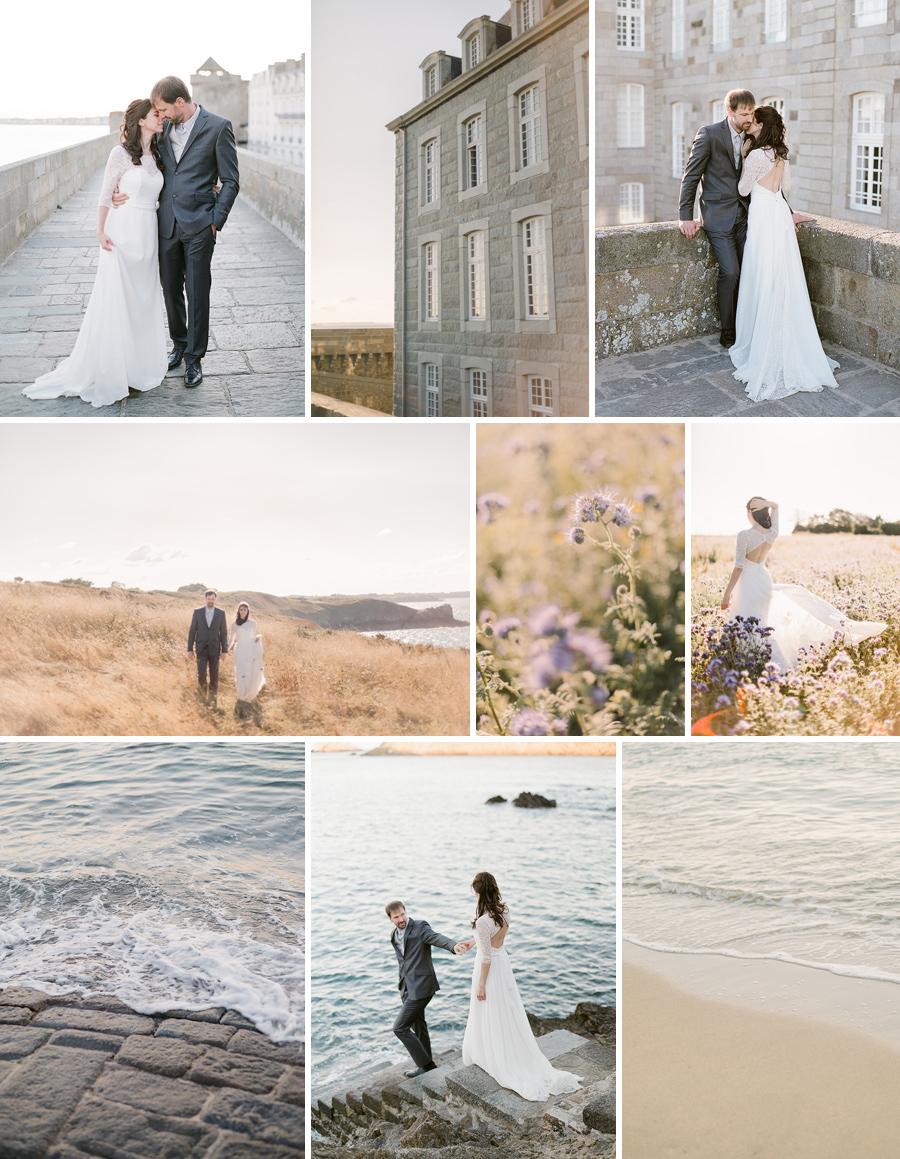 mariage saint malo photographe