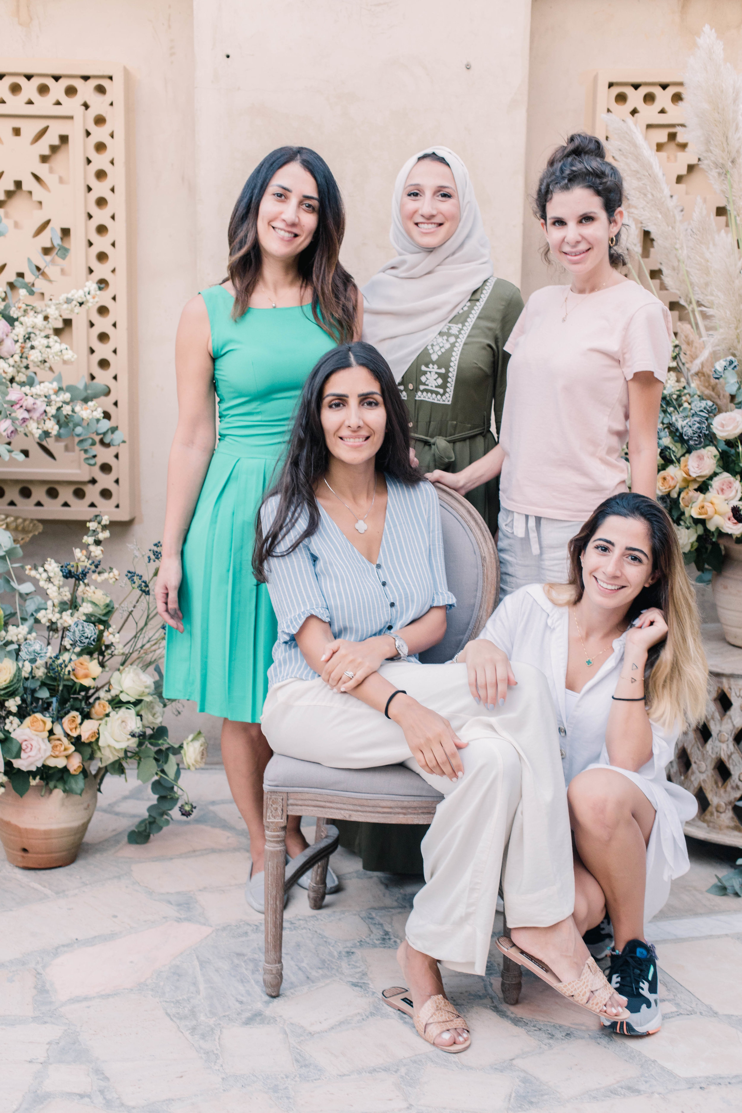 the purple chair team dubai wedding photographer