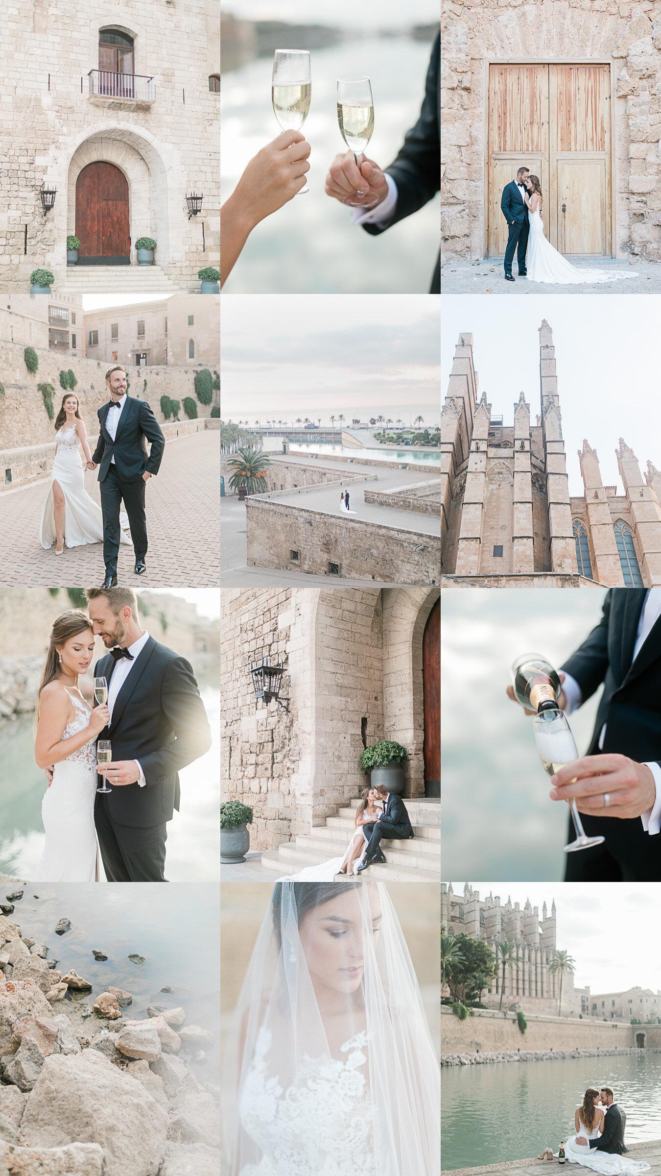 wedding photographer palma de mallorca