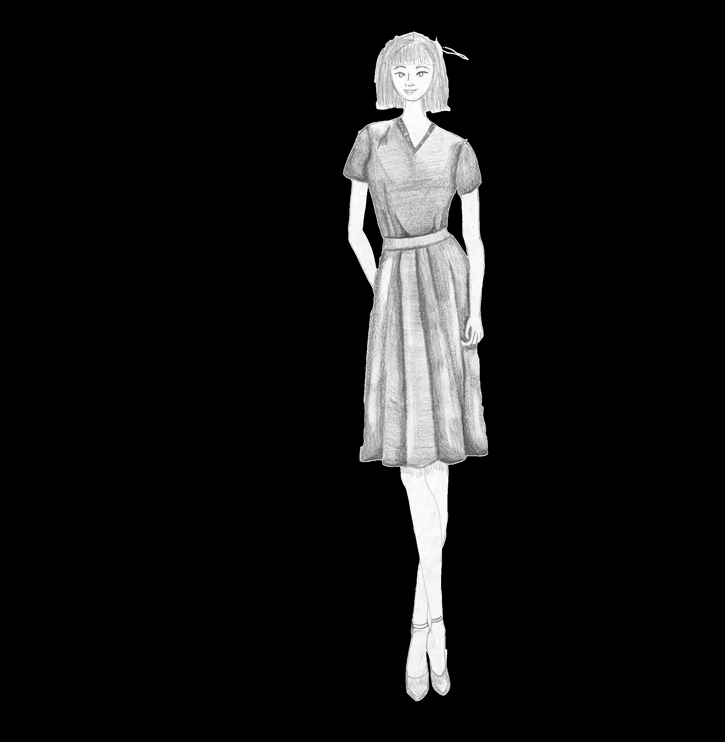 Skirt croquis businesswear.png