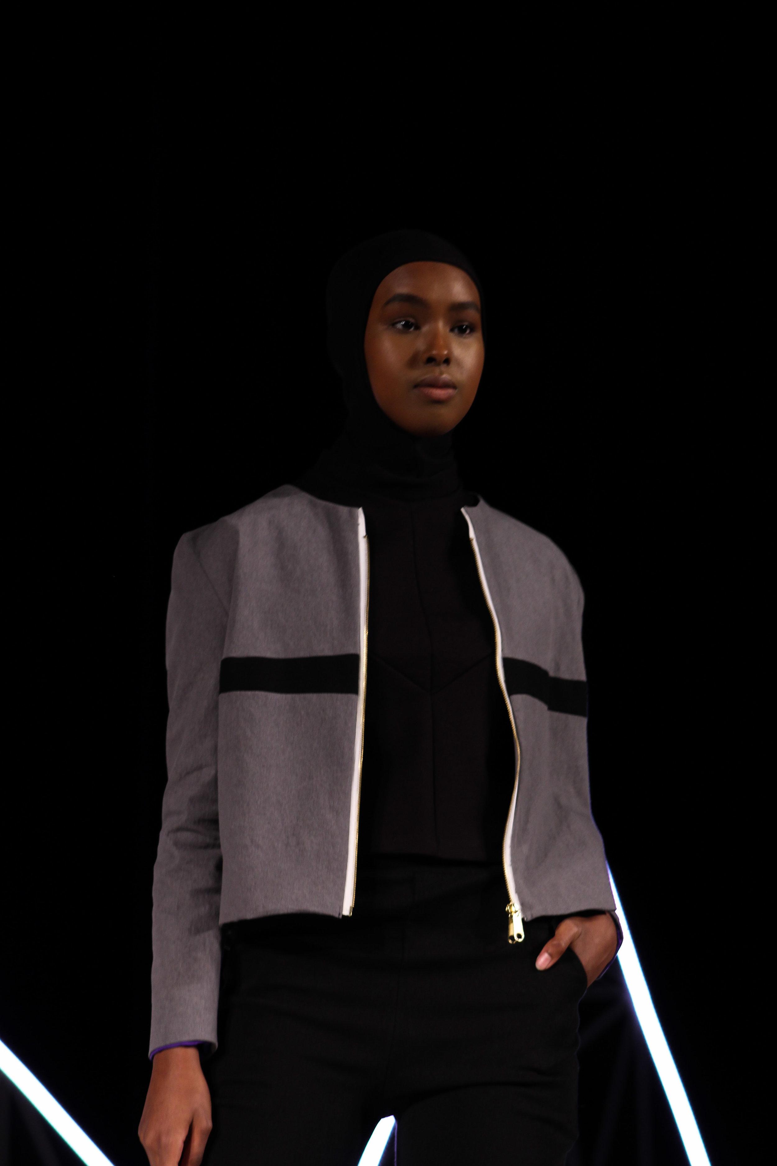 Model:Khadija Ahmed -