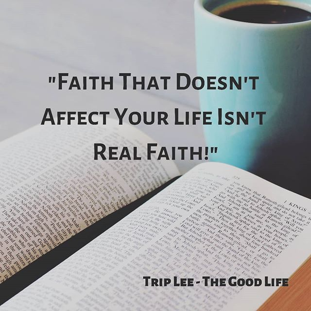 These words really hit me hard today! #realfaith #goodlife #alifesurrenered