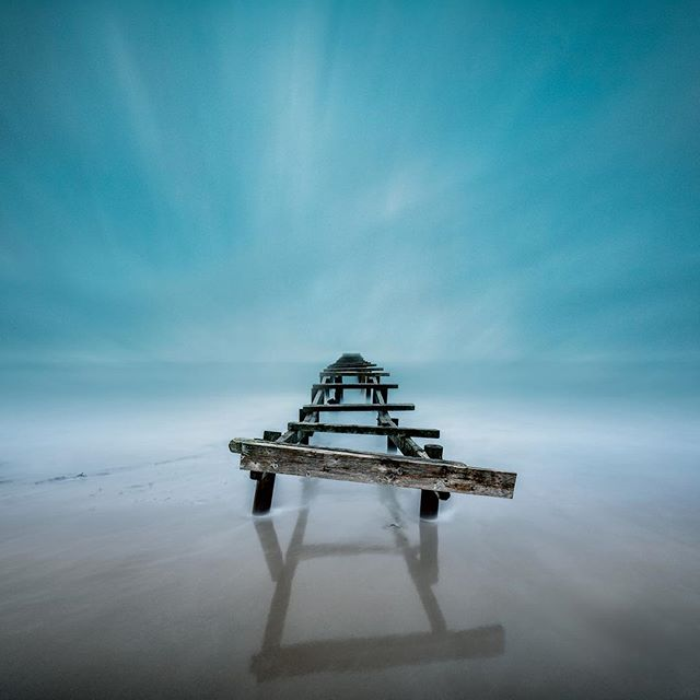 From a recent trip in northern Zeeland in Denmark :) one of my favorite things about Denmark is our amazing coastline, and all the fantastic locations we have here.. a must visit for any minimalistic and long exposure photographer.