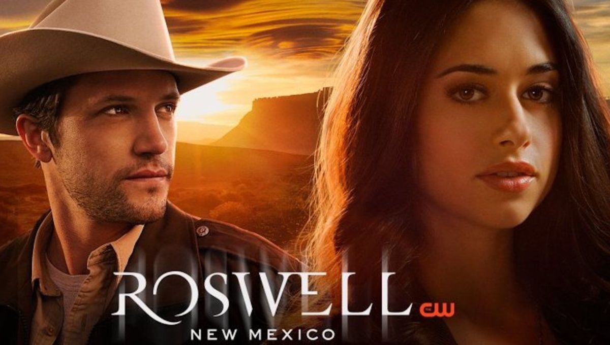 Jeanine stars as as Liz Ortecho on The CW's  Roswell, New Mexico