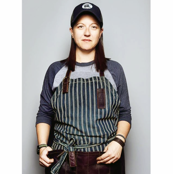 Tara Lee - Head Chef, Eastbound Brewing Company