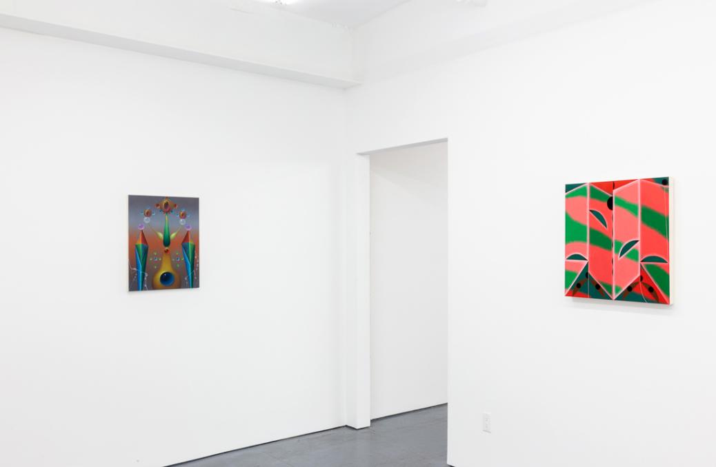 """""""Heed"""" at Transmitter Gallery in Brooklyn, NY (January 2019)"""