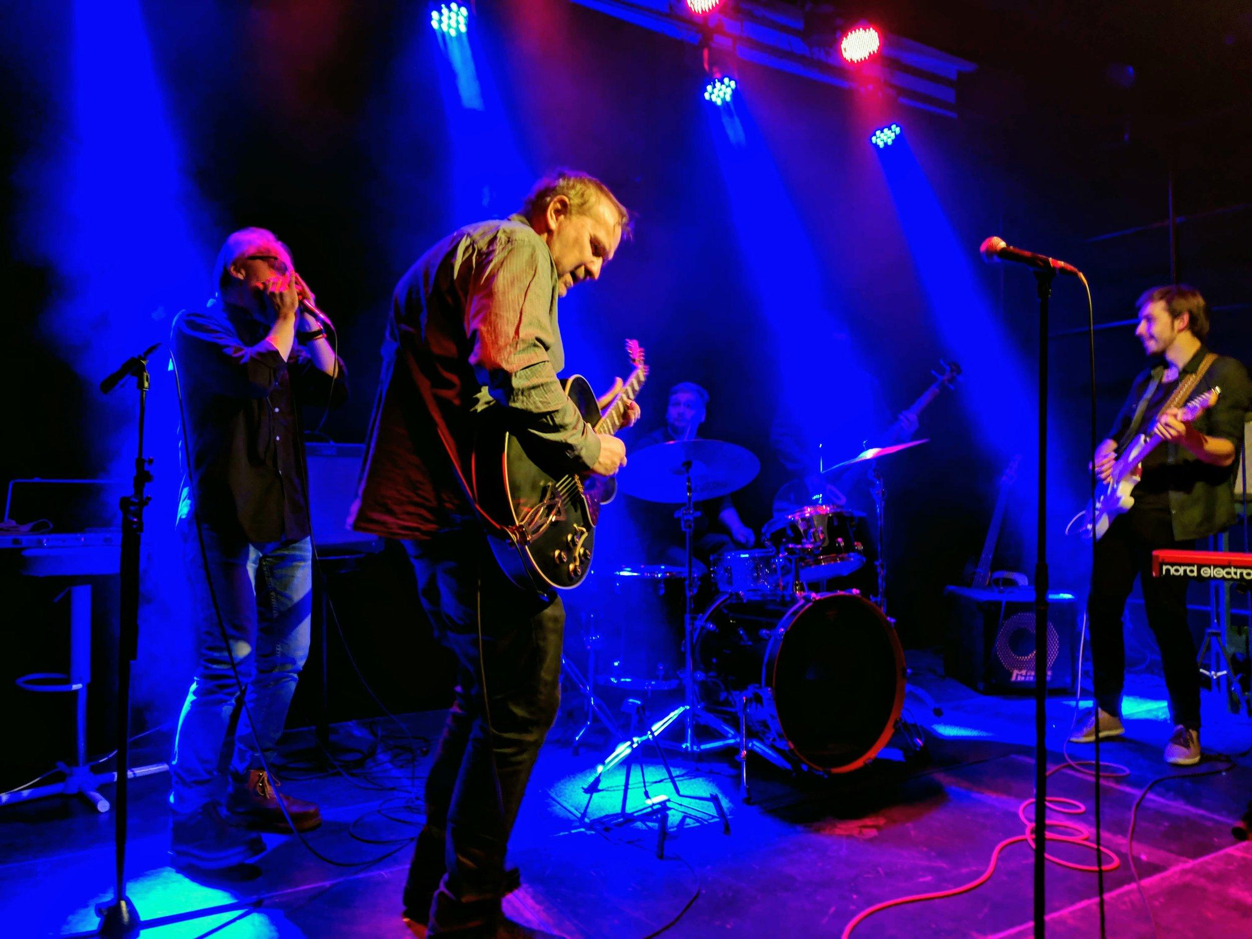 Blues Jam #31 at Von Krahl