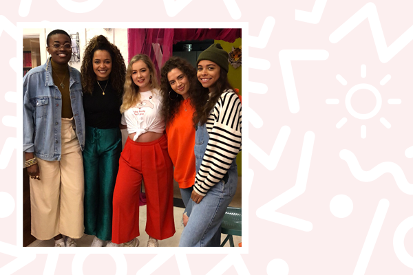meet the team - We are a COMMUNITY of creative women, built with the intention to support each other on our mental wellness and personal growth journeys. You ready to join us?