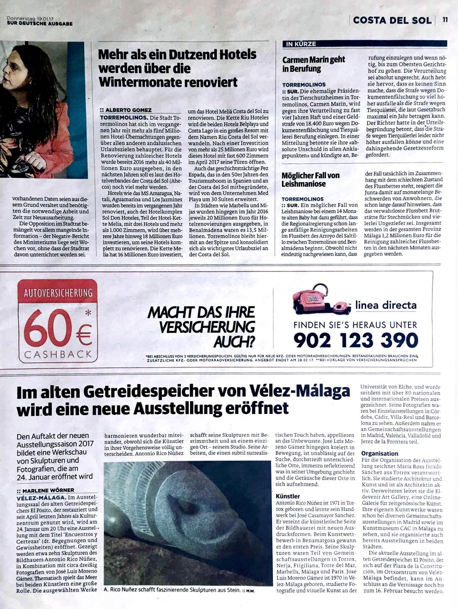 pagina-completa-eldevenir-art-gallery-prensa-diario-sur-aleman-encuentros-y-certezas.jpg