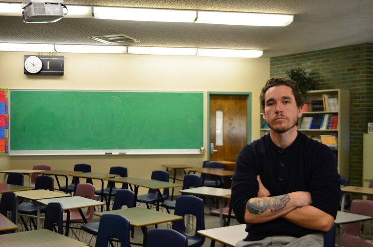 After speaking up against Tucson Unified School District's decision to continue cutting back its already-watered down Ethnic Studies program, which included Mexican American Studies classes, Cholla High School teacher Corey Jones was suspended.