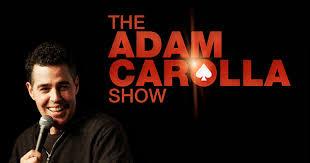 Adam Corolla Show Katie Goodman Guest Speaker Podcast Radio Funny Comedy