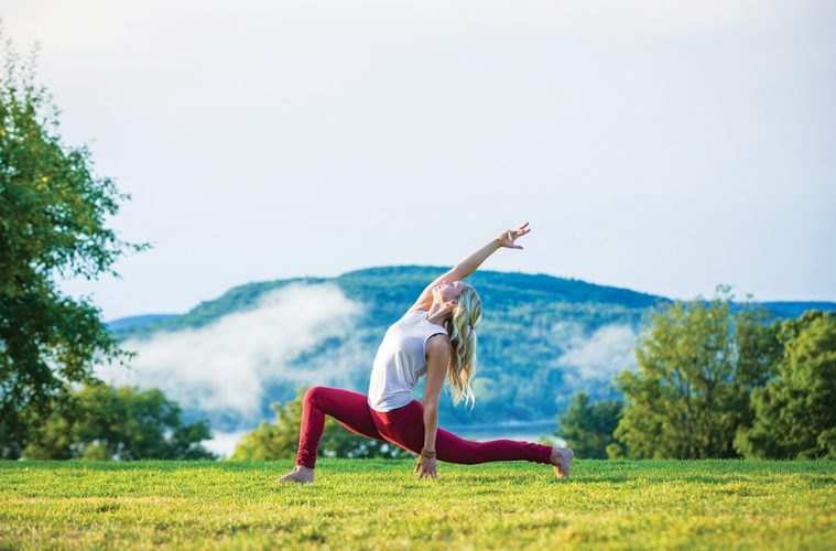 Kripalu Center for Yoga & Health, Mass, March 6th-8th 2020 -
