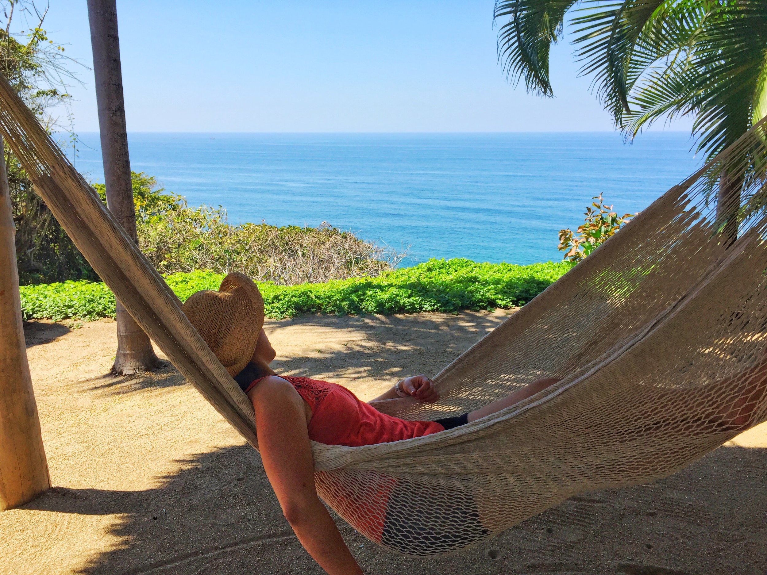 """""""THIS IS THE FIRST VACATION I HAVE BEEN ON WHERE I WAS COMPLETELY ABLE TO DISCONNECT."""" - DEBBIE G."""