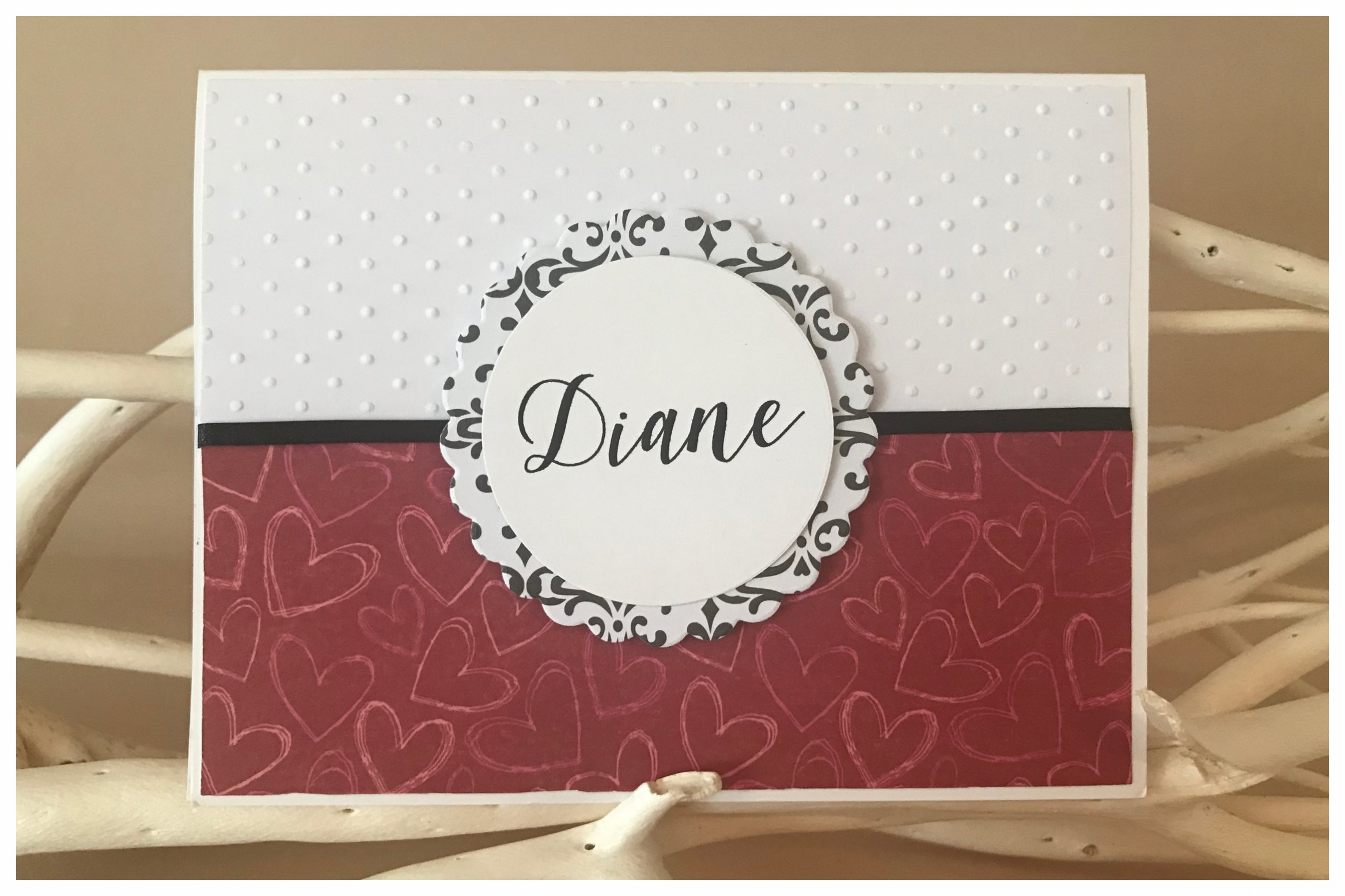 Go Red (personalized)
