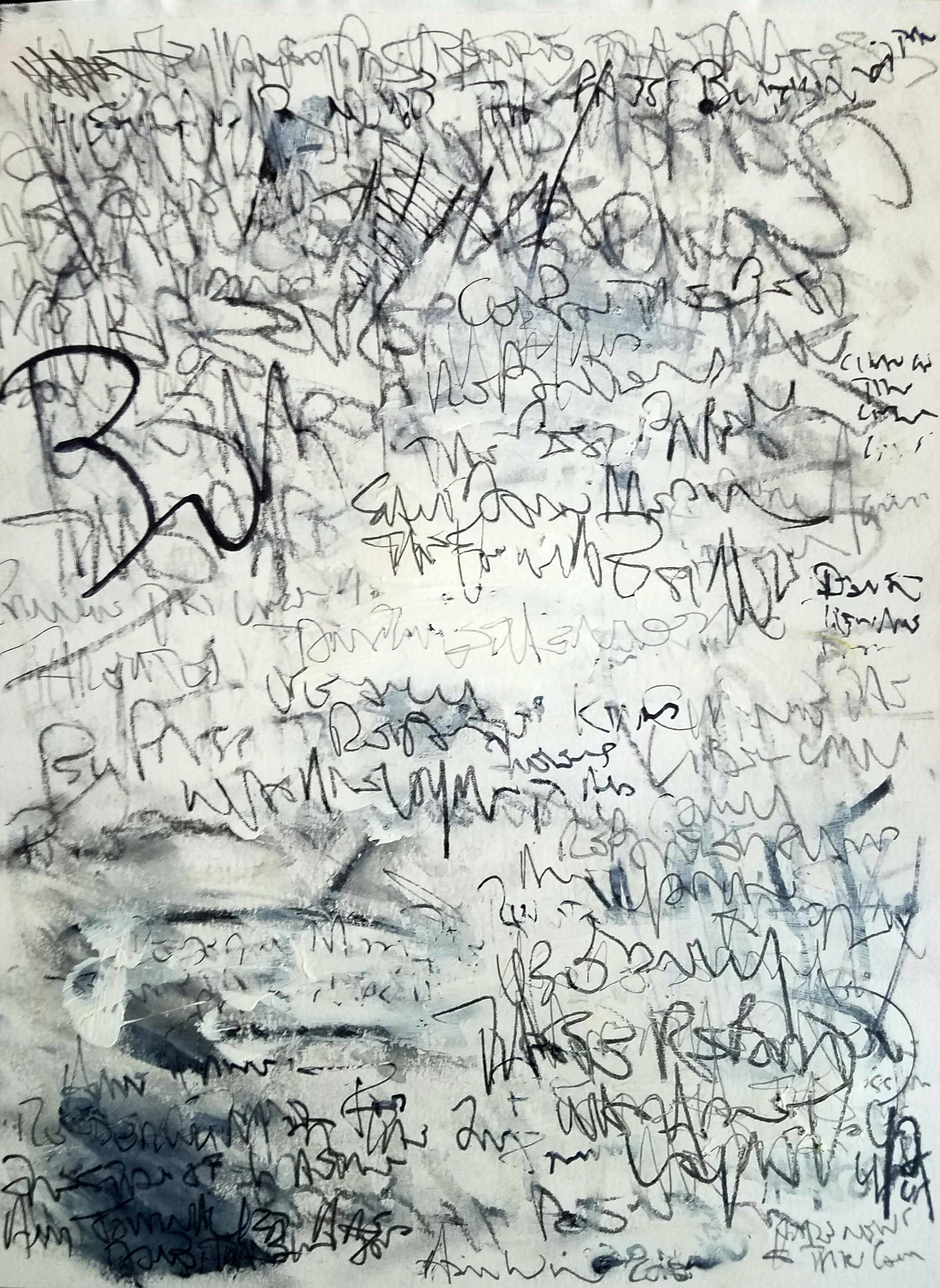 Drawing Text Sketch 2018 Adam Daley Wilson 2018 sketch study twombly.jpg