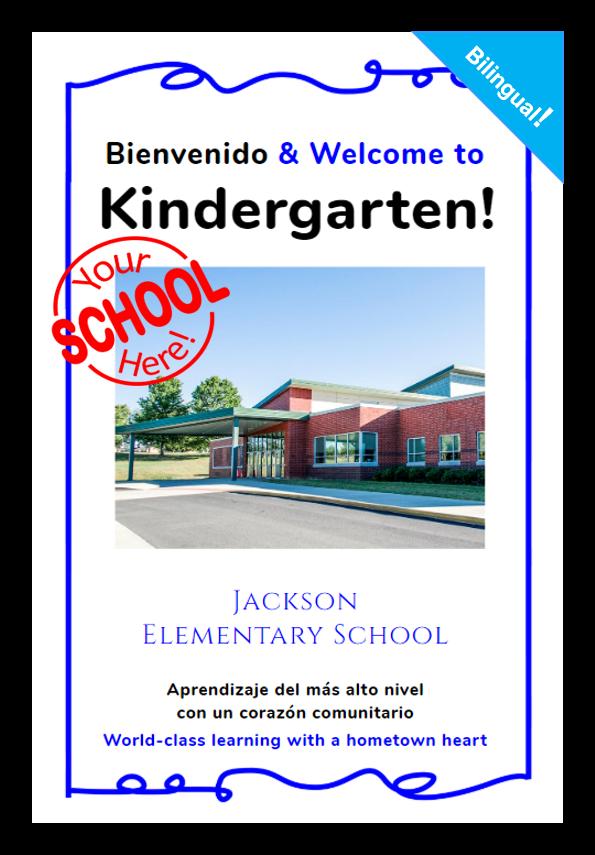 School Edition - Starting Kindergarten — Read Your World